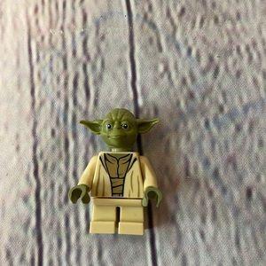 Lego Star Wars Yoda Mini figure